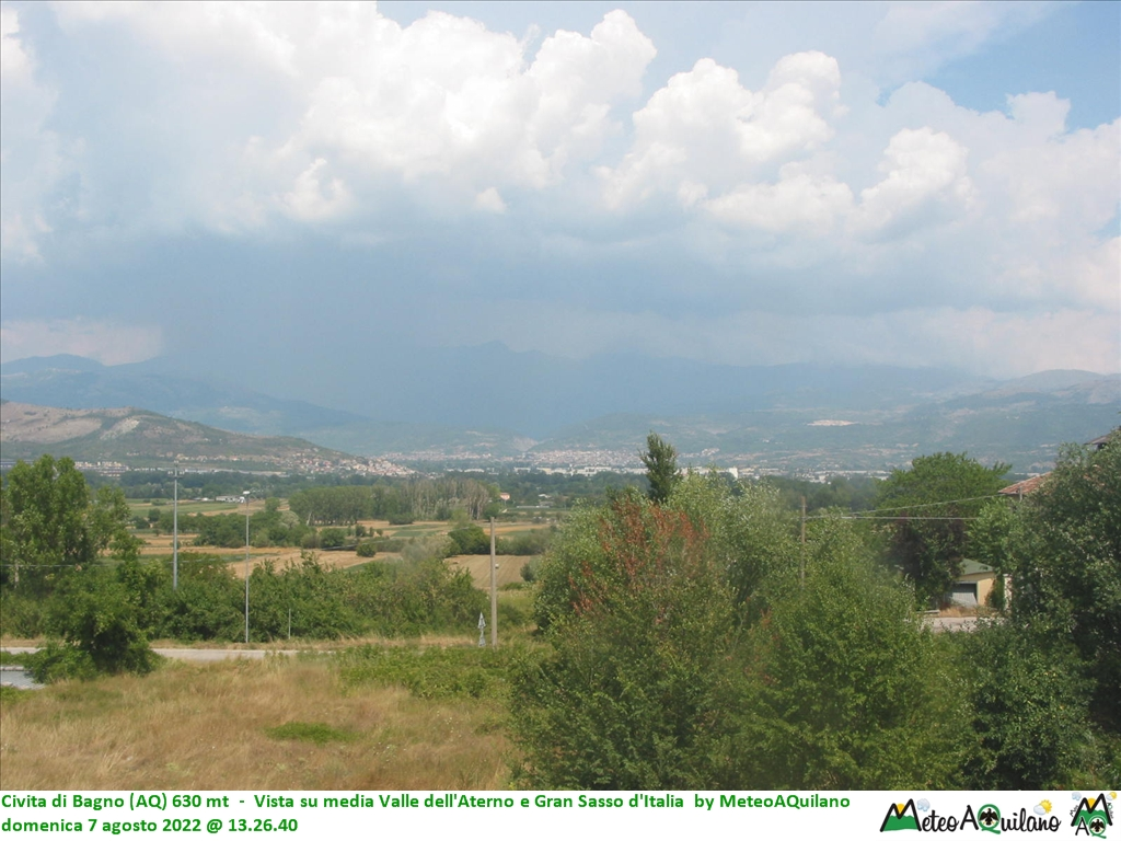 Webcam de L'Aquila (AQ)